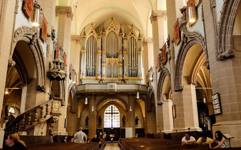 Black Church of Brasov - Sheet2