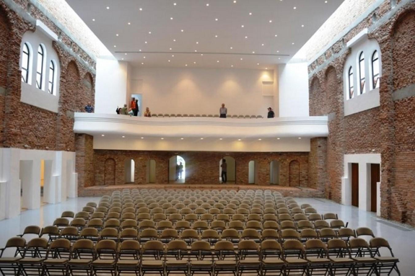 Blaj Cultural Palace Refurbishment - Sheet1