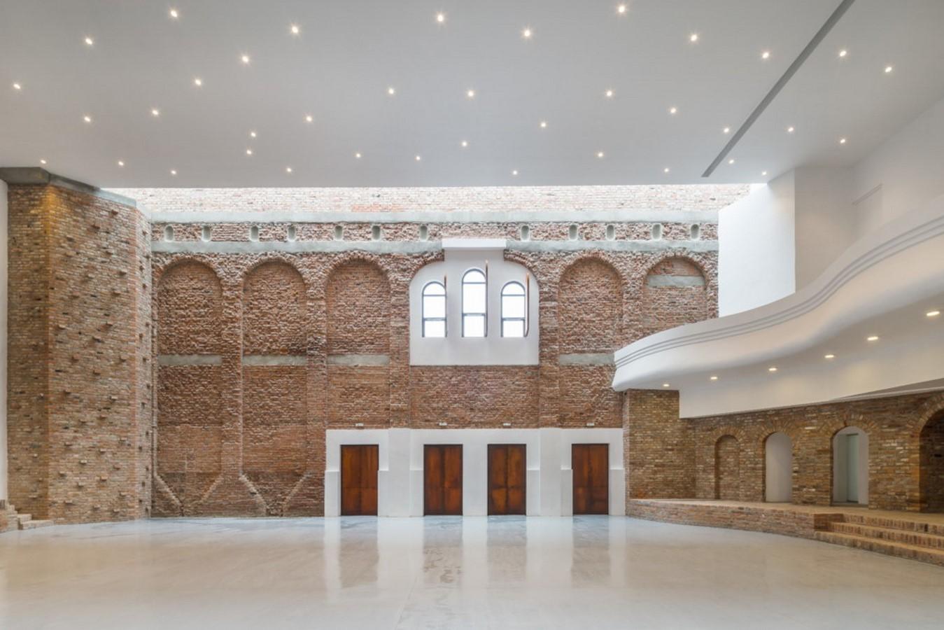 Blaj Cultural Palace Refurbishment - Sheet3