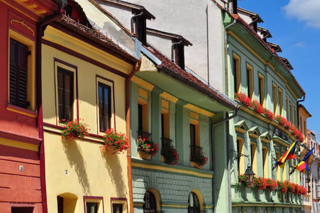 Historic Centre of Sighișoara - Sheet1