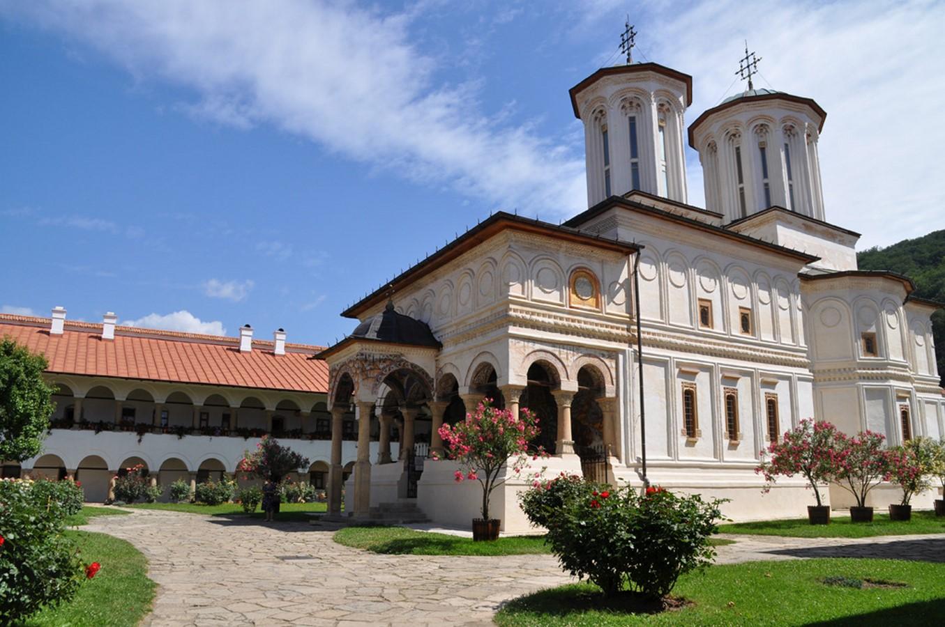 Horezu Monastery - Sheet1