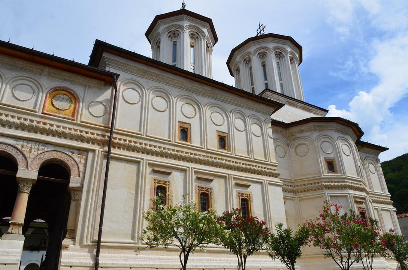 Horezu Monastery - Sheet3