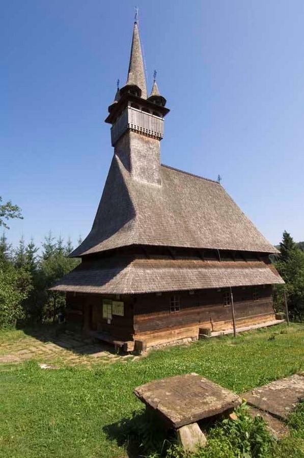 Wooden churches of Maramureș - Sheet1
