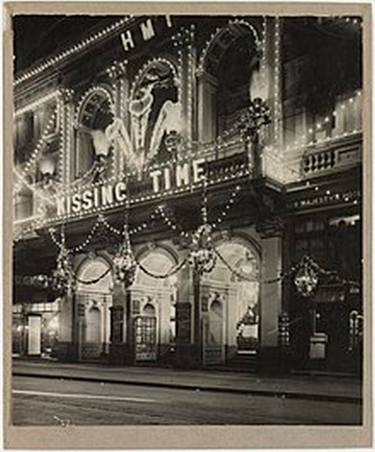 Her Majesty's Theatre, Sydney by Morell and Kemp: A visual testament to Sydney's historic past - Sheet2