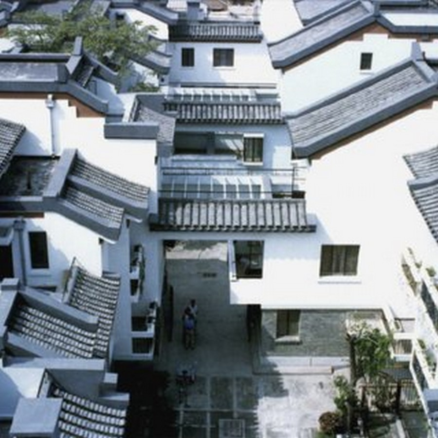 The Legacy of Chinese Architect and Planner Wu Liangyong - Sheet1