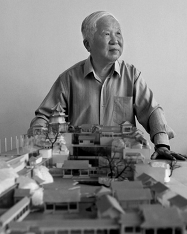 The Legacy of Chinese Architect and Planner Wu Liangyong - Sheet5