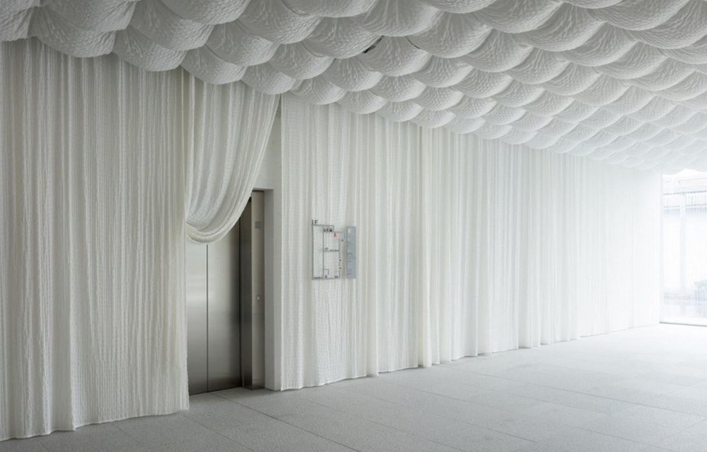 An earthquake-resistant building constructed with the world's lightest anti-seismic reinforcement revealed by Kengo Kuma - Sheet8