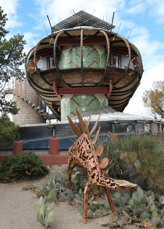 10 Things you did not know about Organic architecture - Sheet11