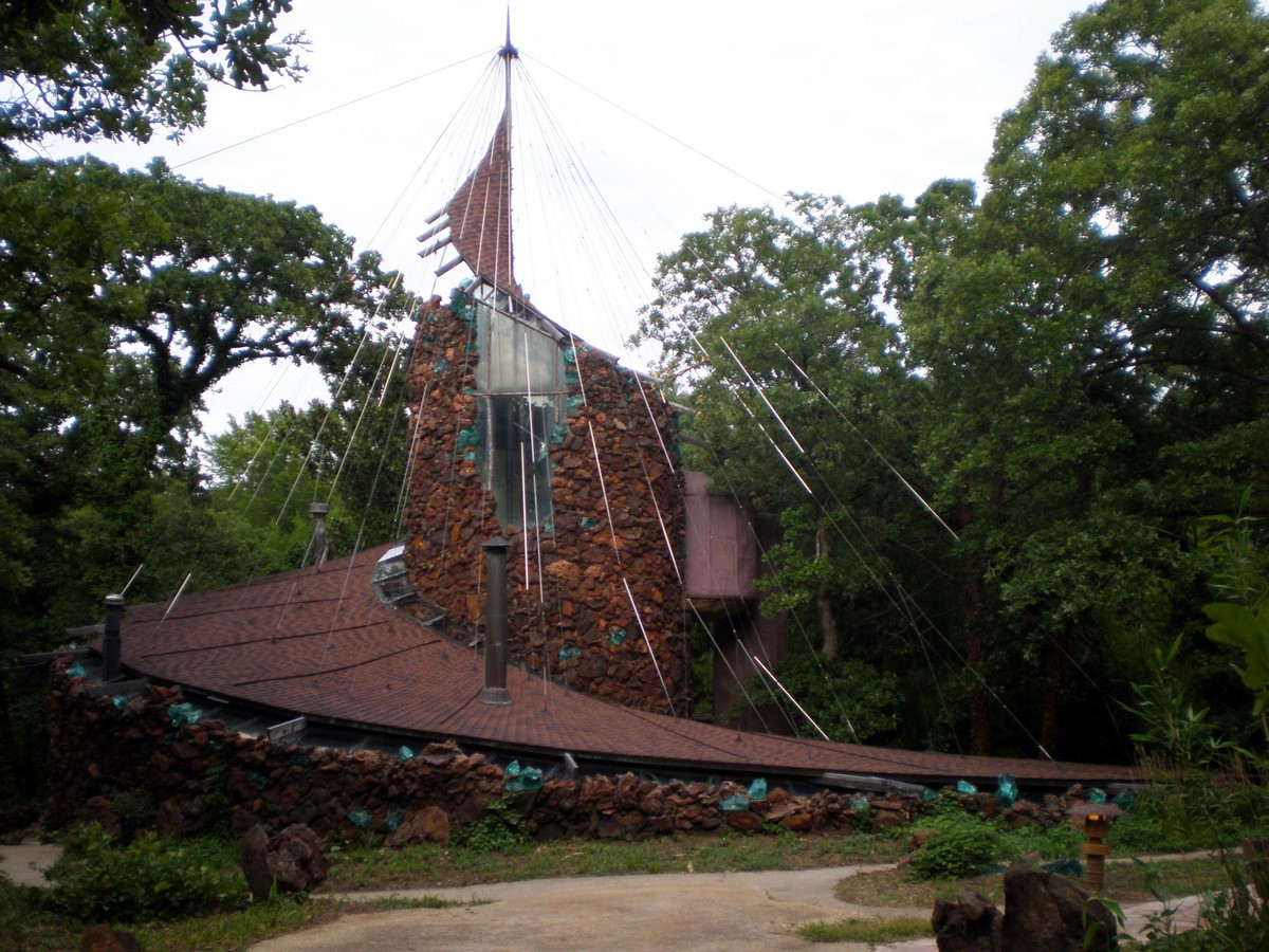 10 Things you did not know about Organic architecture - Sheet8