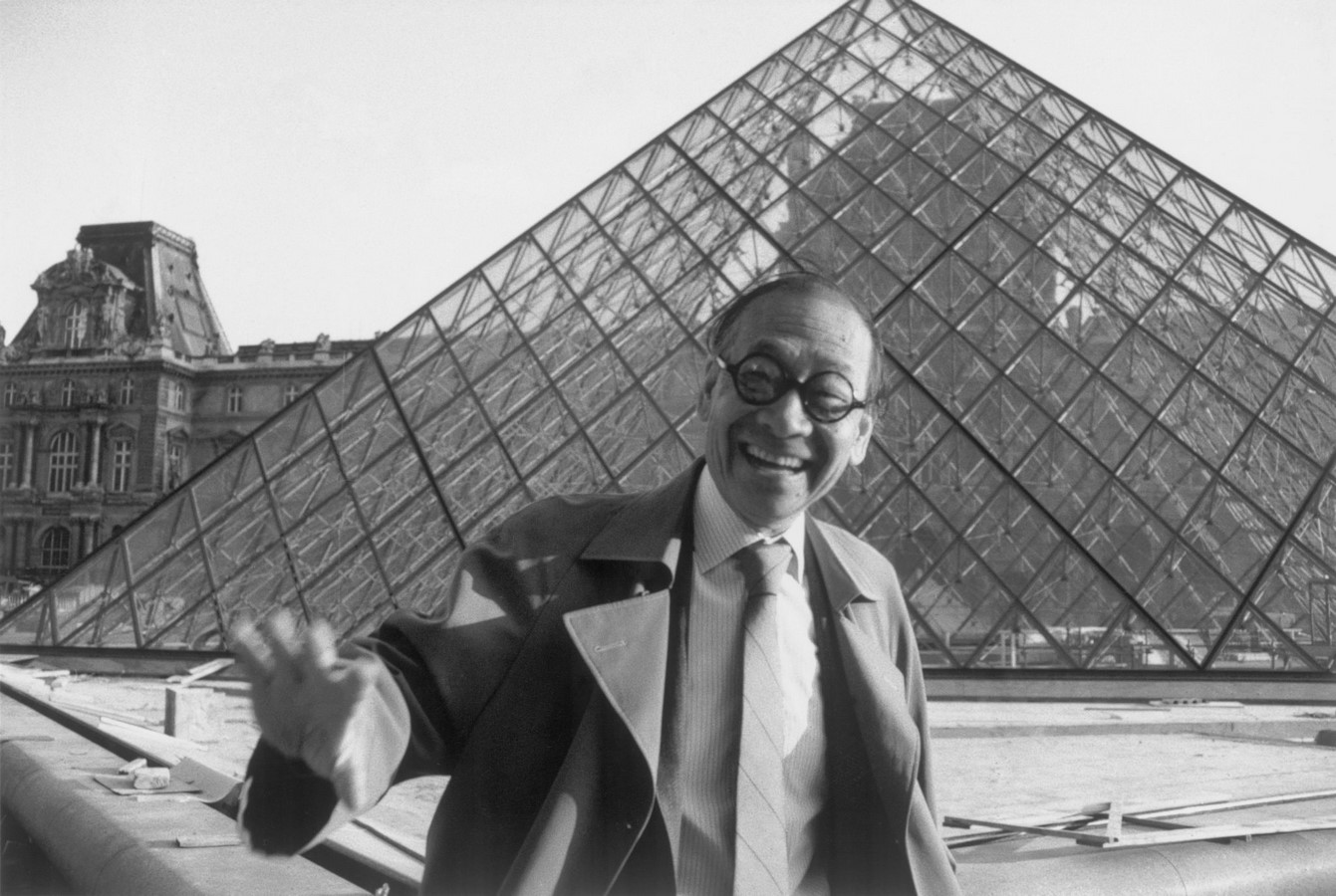 10 Things you did not know about Louvre Pyramid by I.M. Pei - sHEET1