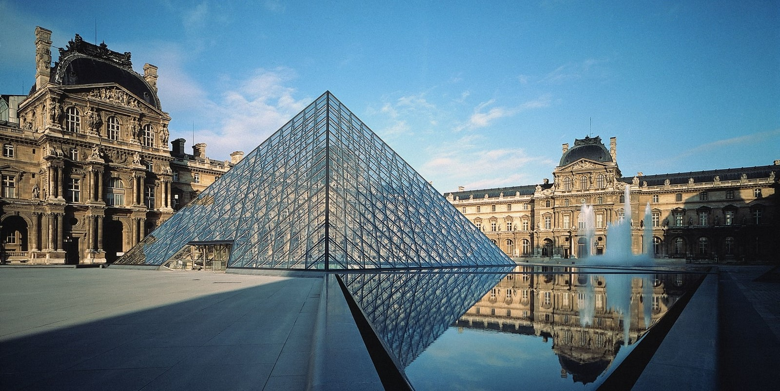 10 Things you did not know about Louvre Pyramid by I.M. Pei - sHEET2