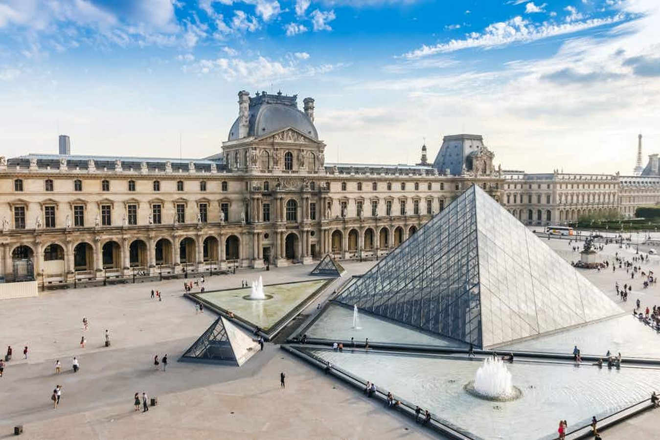 10 Things you did not know about Louvre Pyramid by I.M. Pei - sHEET4