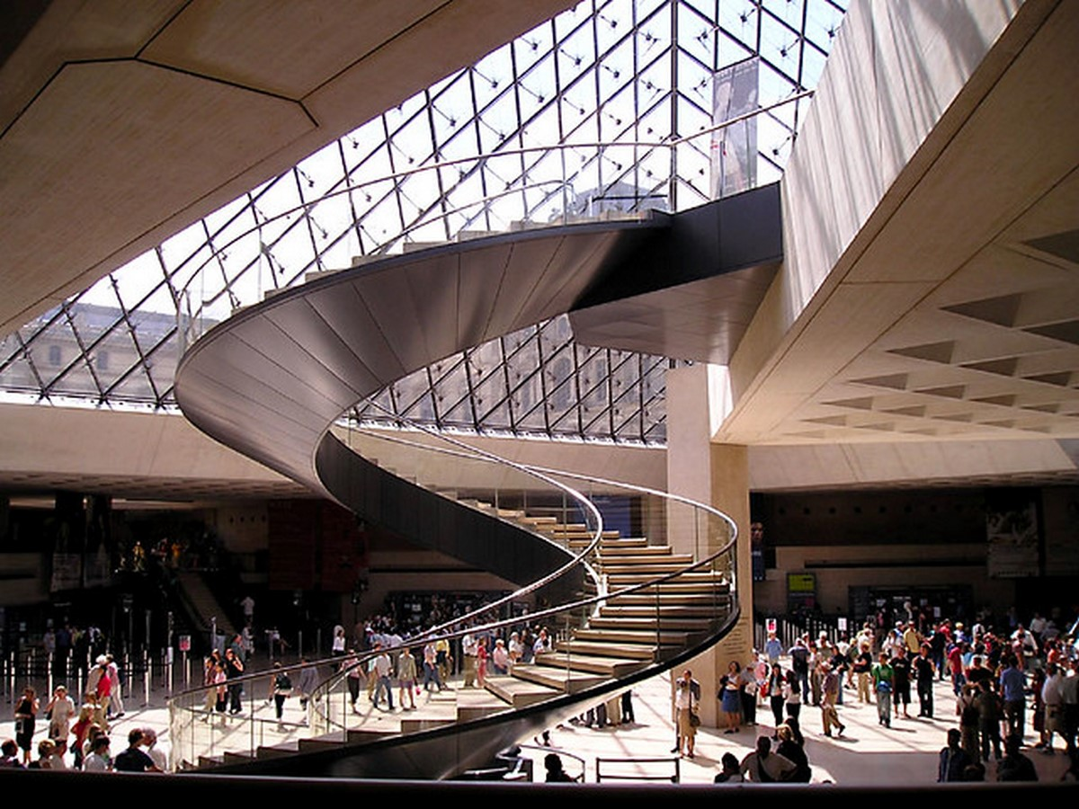 10 Things you did not know about Louvre Pyramid by I.M. Pei - sHEET5