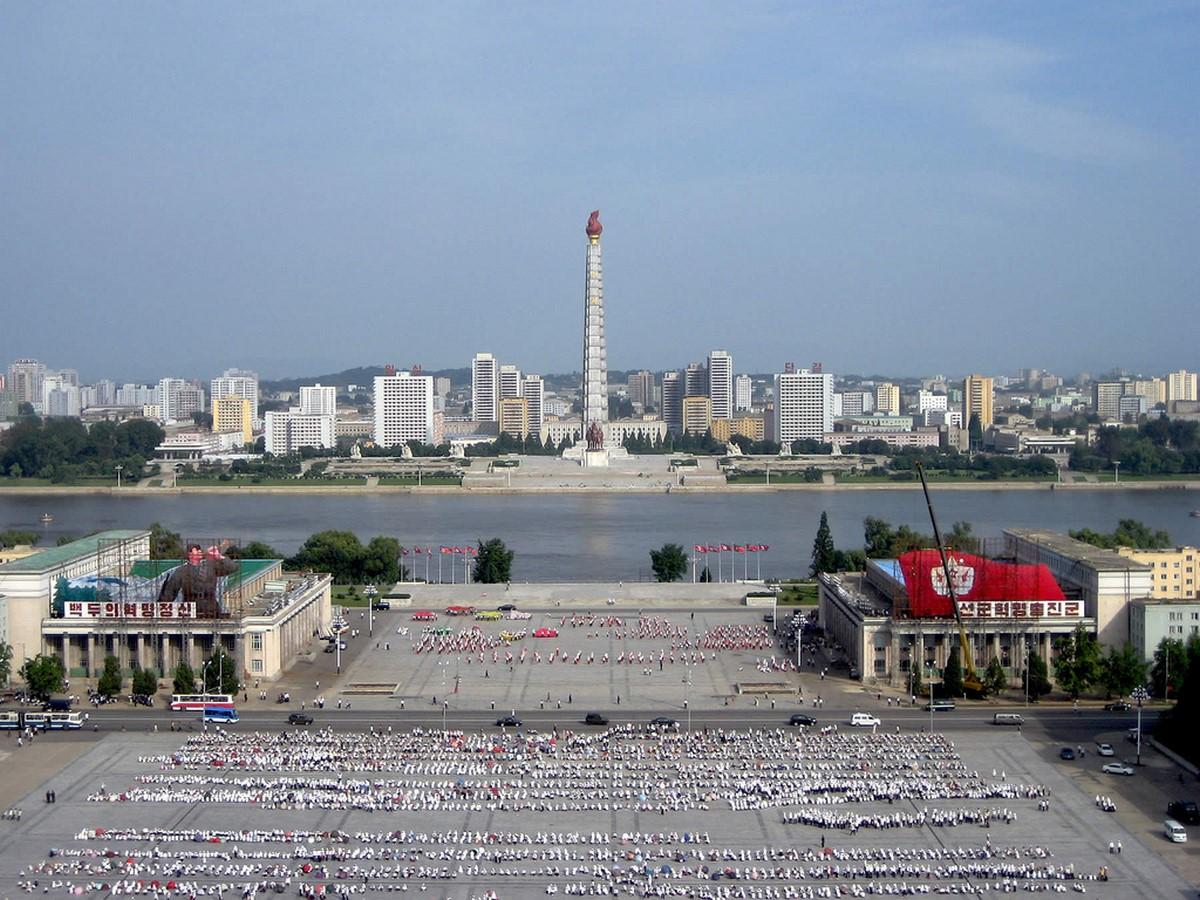Kim II Sung square - Sheet3