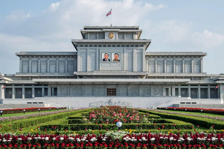 Kumsusan Palace of the Sun - Sheet1