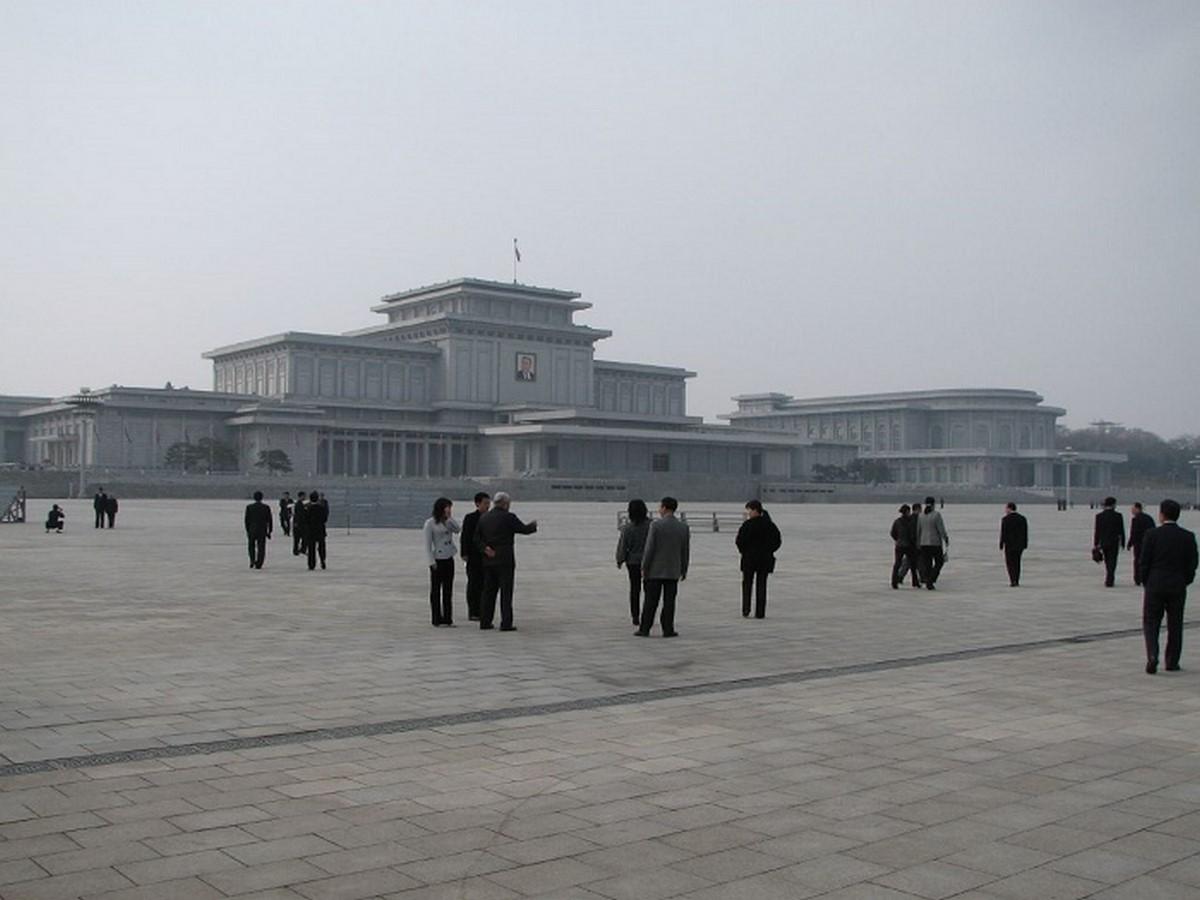 Kumsusan Palace of the Sun - Sheet3