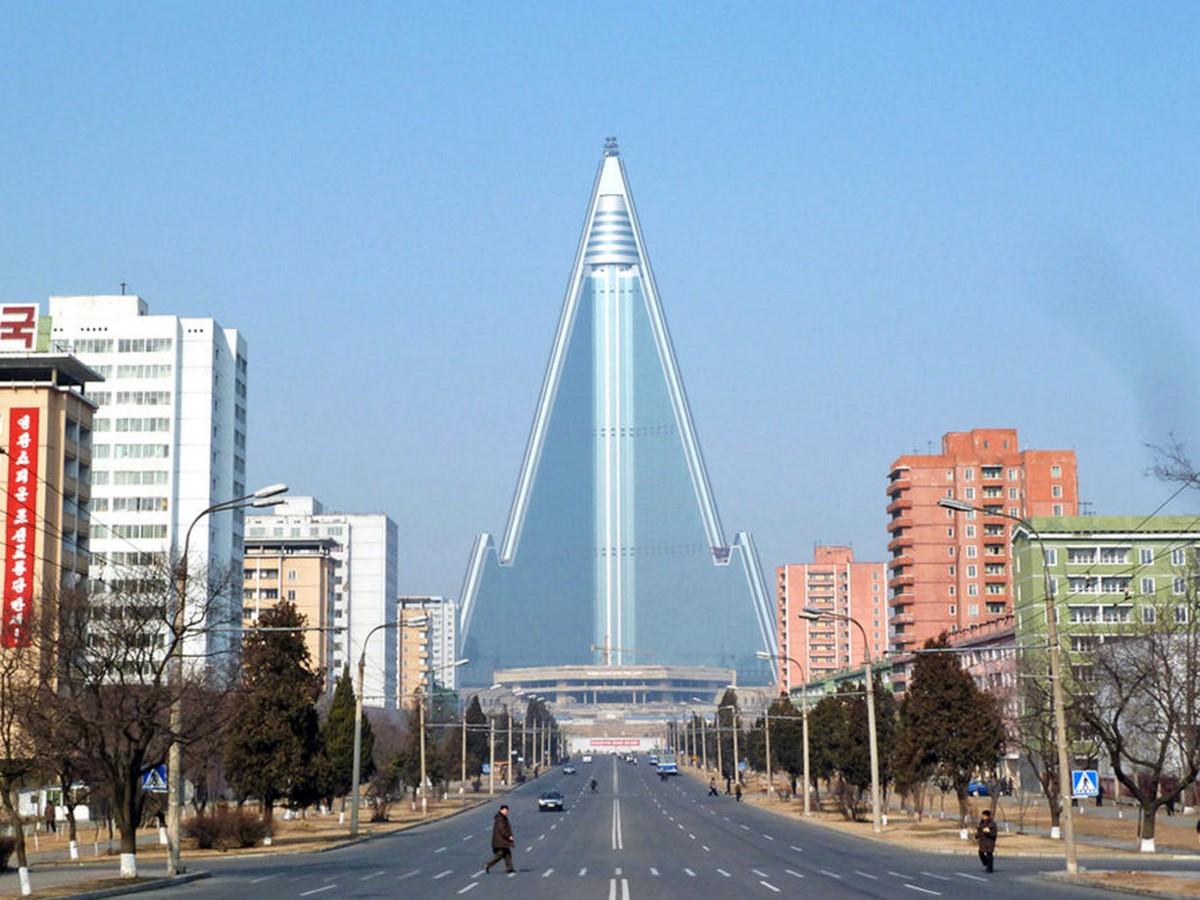 Ryugyong Hotel - Sheet1