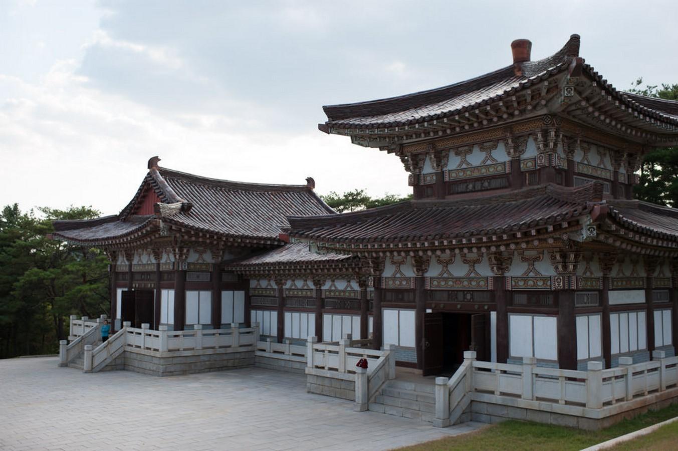 Tomb of King Tongmyŏng - Sheet2
