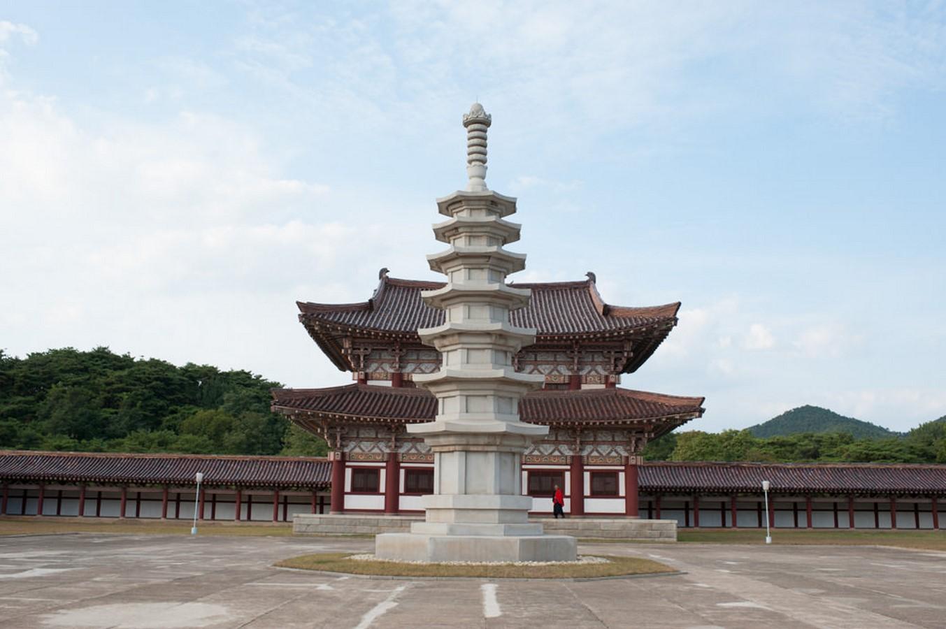 Tomb of King Tongmyŏng - Sheet3