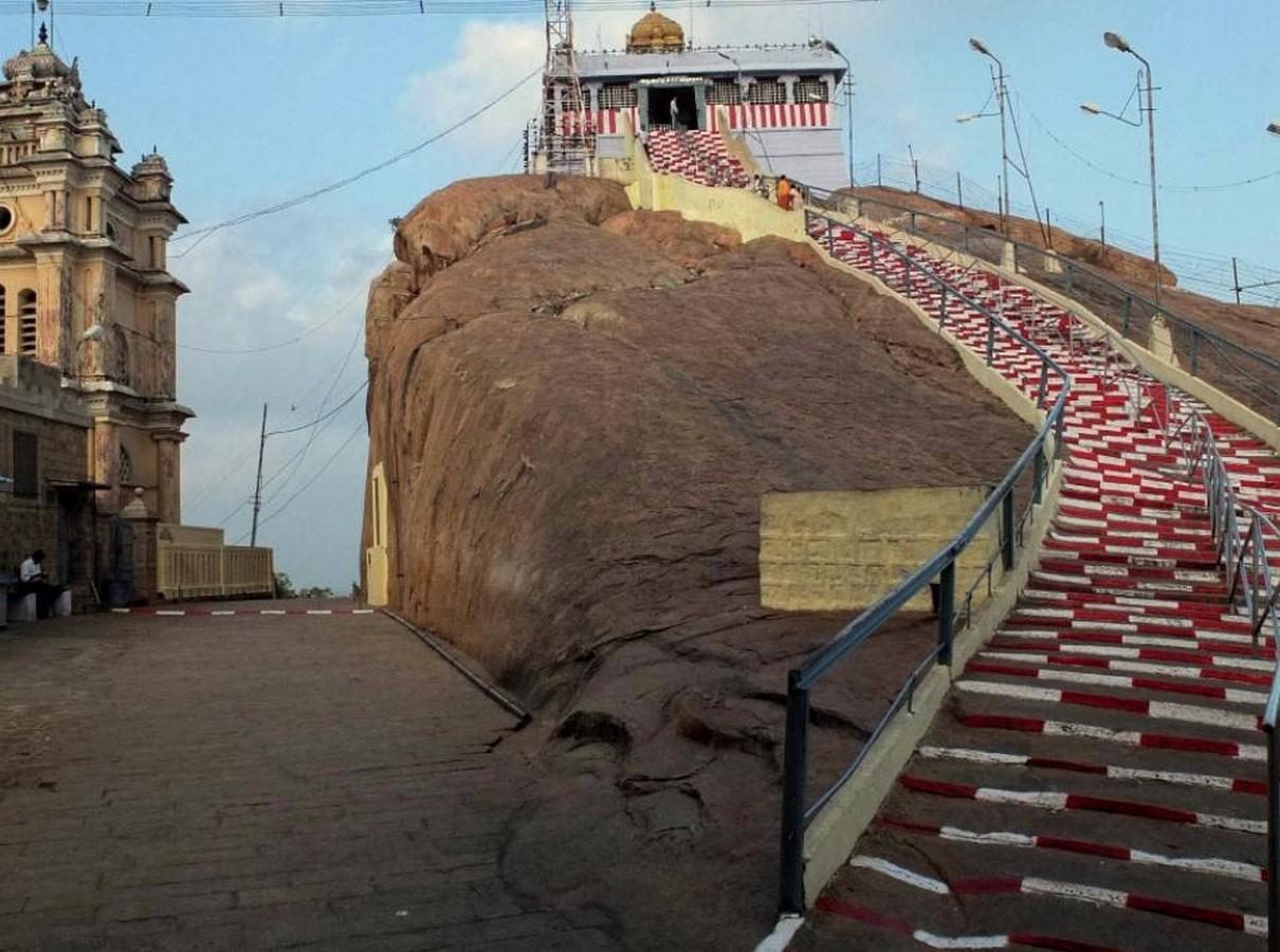Tiruchirapalli Rock Fort - Sheet3