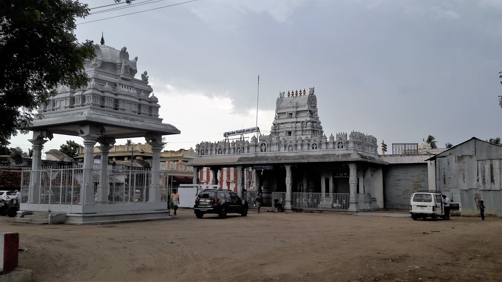 Gunaseelam Vishnu Temple - Sheet2