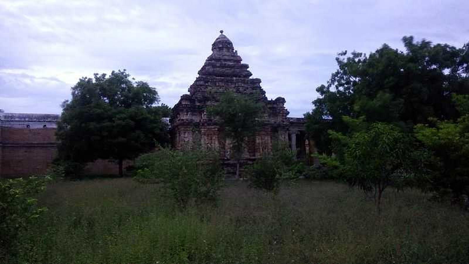 Brahmapureeswarar Temple - Sheet3