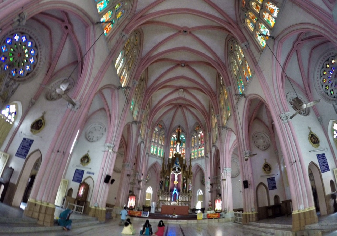 St Lourdes Church - Sheet3