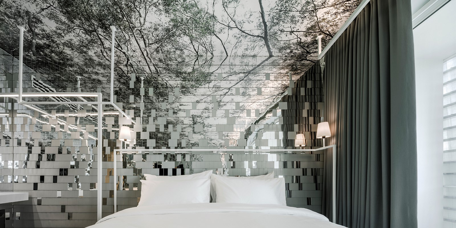 Little Shelter Hotel by Department of Architecture Co : Unconventional yet Traditional rooted - Sheet5