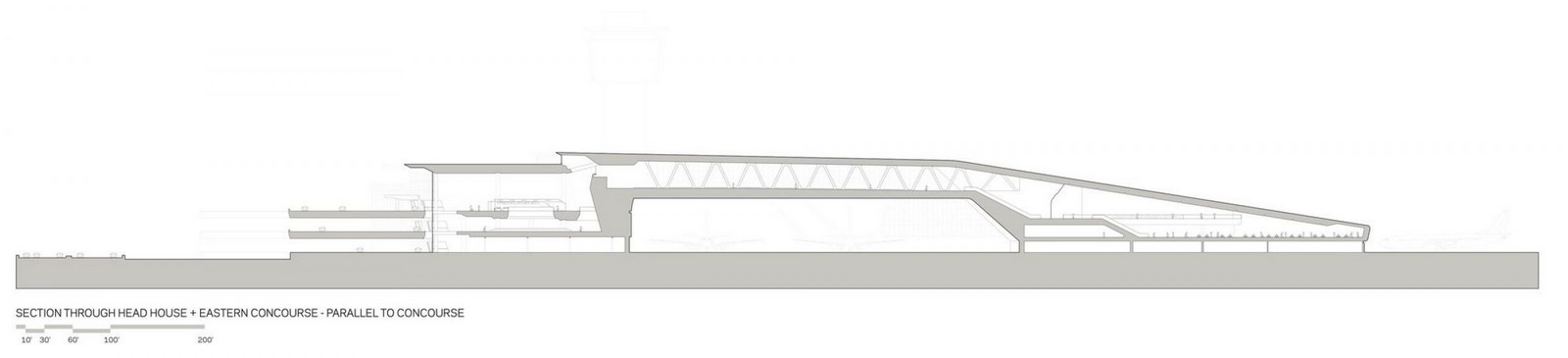 LaGuardia Airport by HOK: Advanced for it's time yet criticized - Sheet9