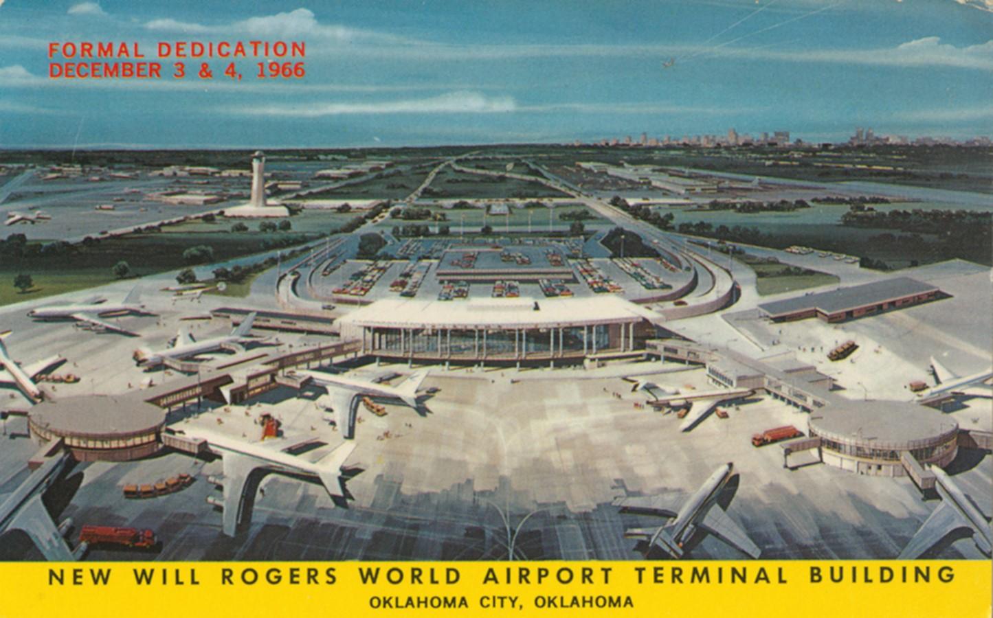 Will Rogers World Airport: Heading Forward - Sheet6