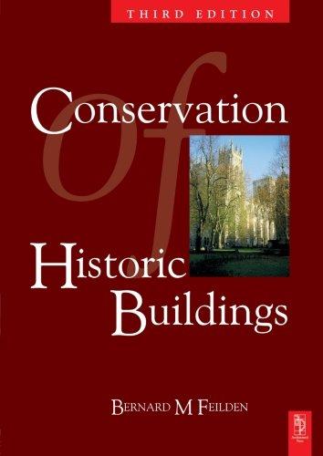 Book in Focus: Conservation of Historic Buildings by Bernard G. Feilden - Sheet1