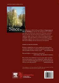 Book in Focus: Conservation of Historic Buildings by Bernard G. Feilden - Sheet2
