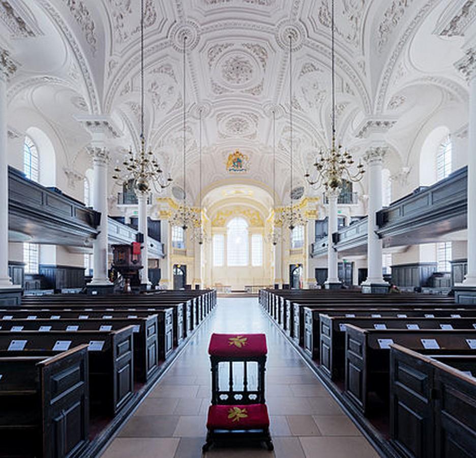 St Martin-in-the-Fields Church - Sheet2