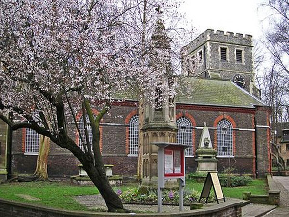 St Mary Magdalene, Richmond - Sheet1