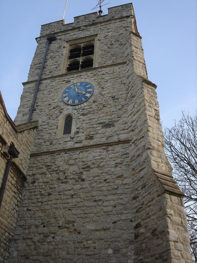 St Nicholas Church, Chiswick - Sheet3