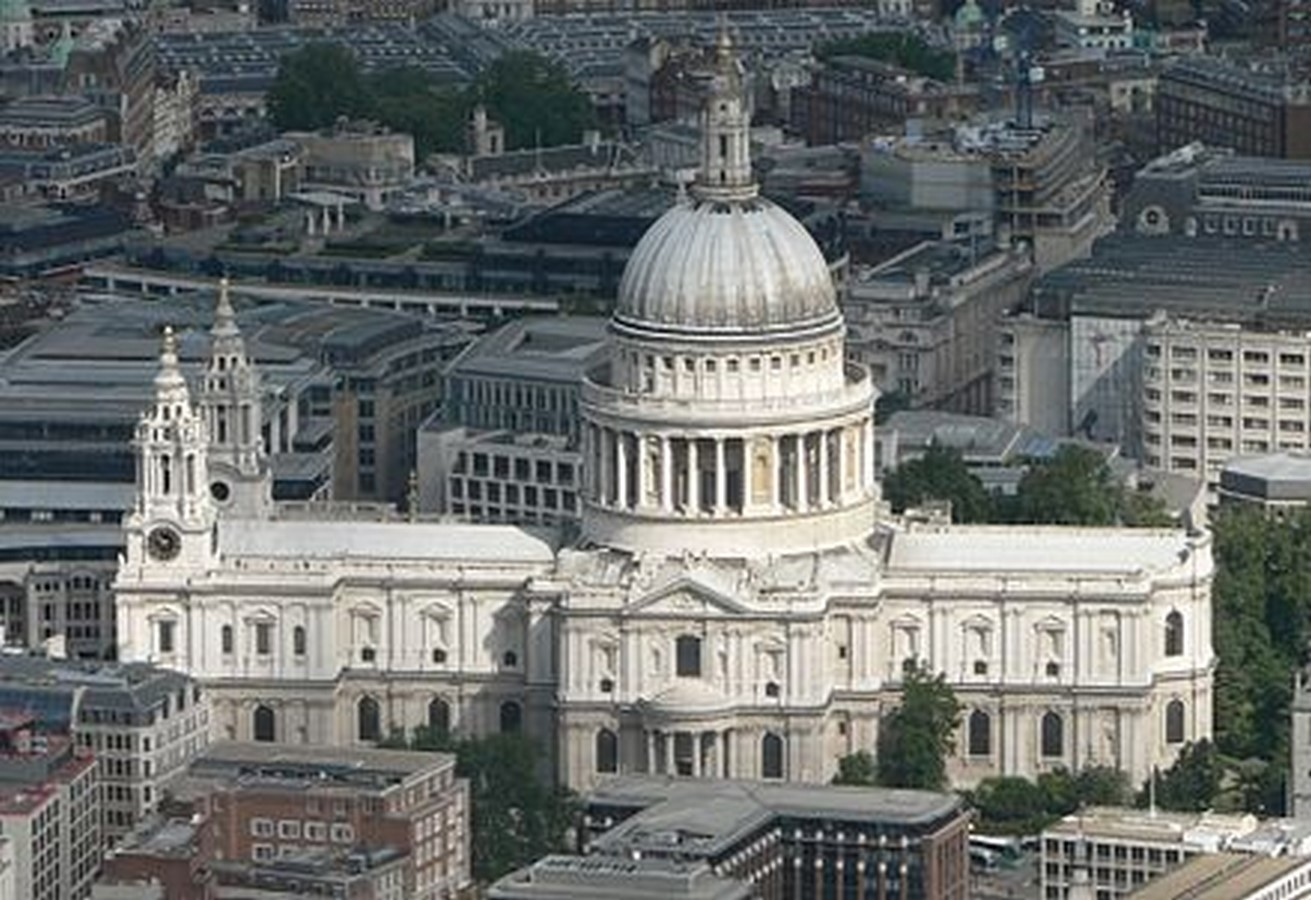 St Paul's Cathedral - Sheet1