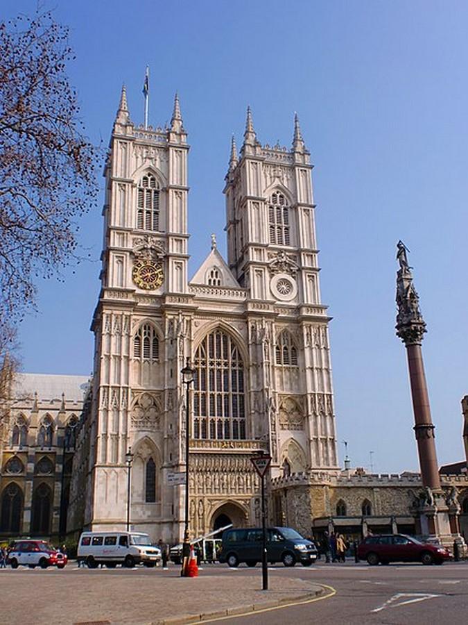 Westminster Abbey - Sheet1
