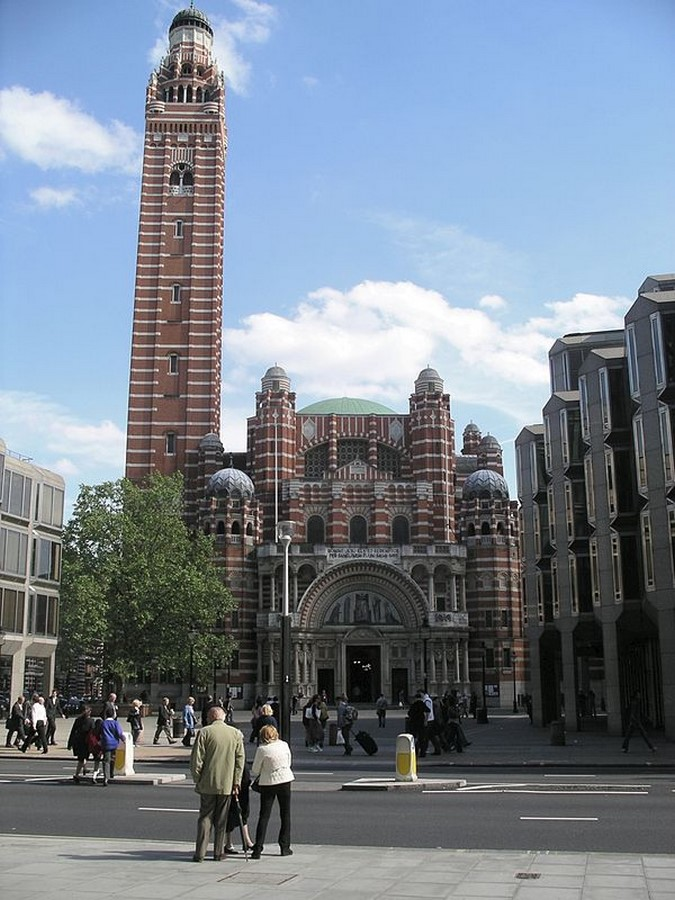 Westminster Cathedral - Sheet1