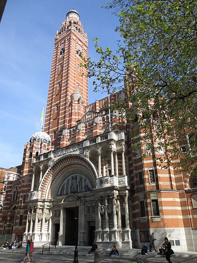 Westminster Cathedral - Sheet2