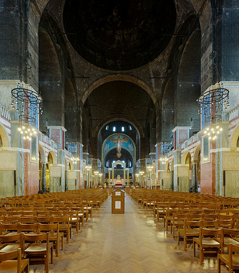 Westminster Cathedral - Sheet3