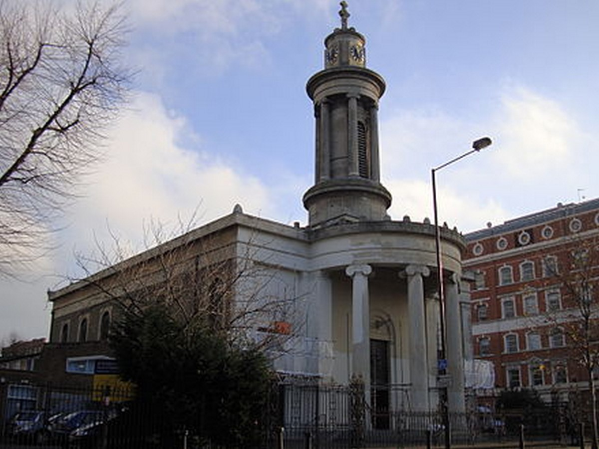 All Saints Cathedral, Camden Town (Greek Orthodox Cathedral Church of All Saints) - Sheet2