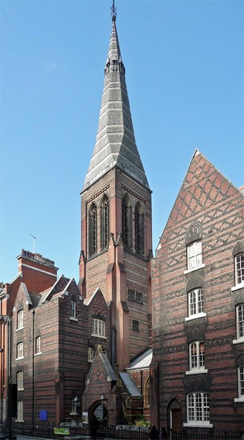 All Saints, Margaret Street - Sheet1