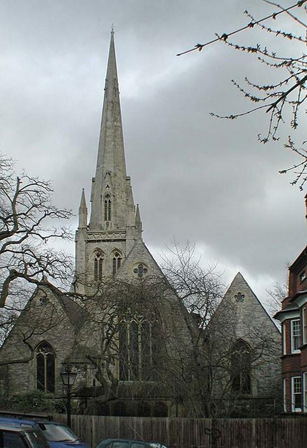 Christ Church, Hampstead - Sheet1