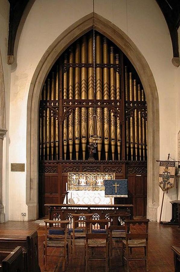 Christ Church, Hampstead - Sheet2