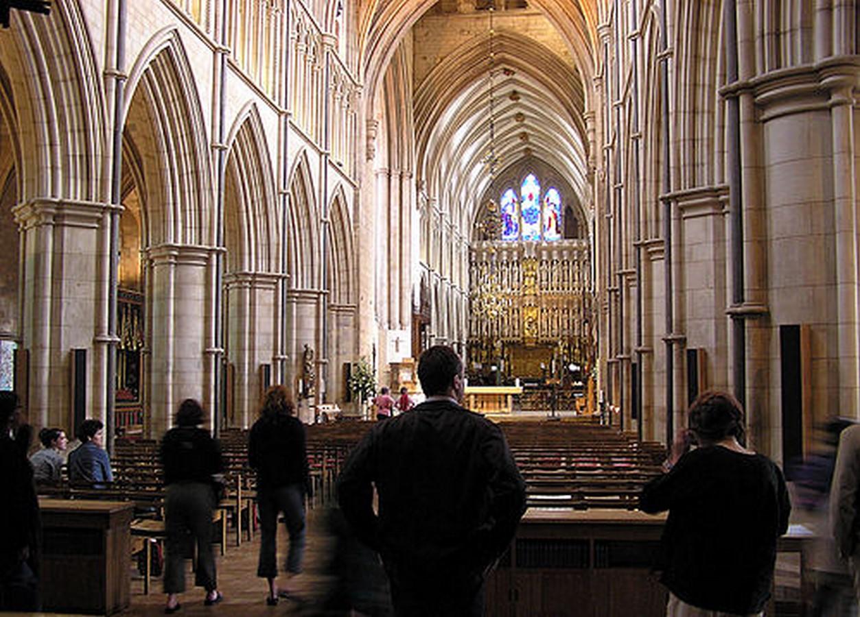 Southwark Cathedral - Sheet2