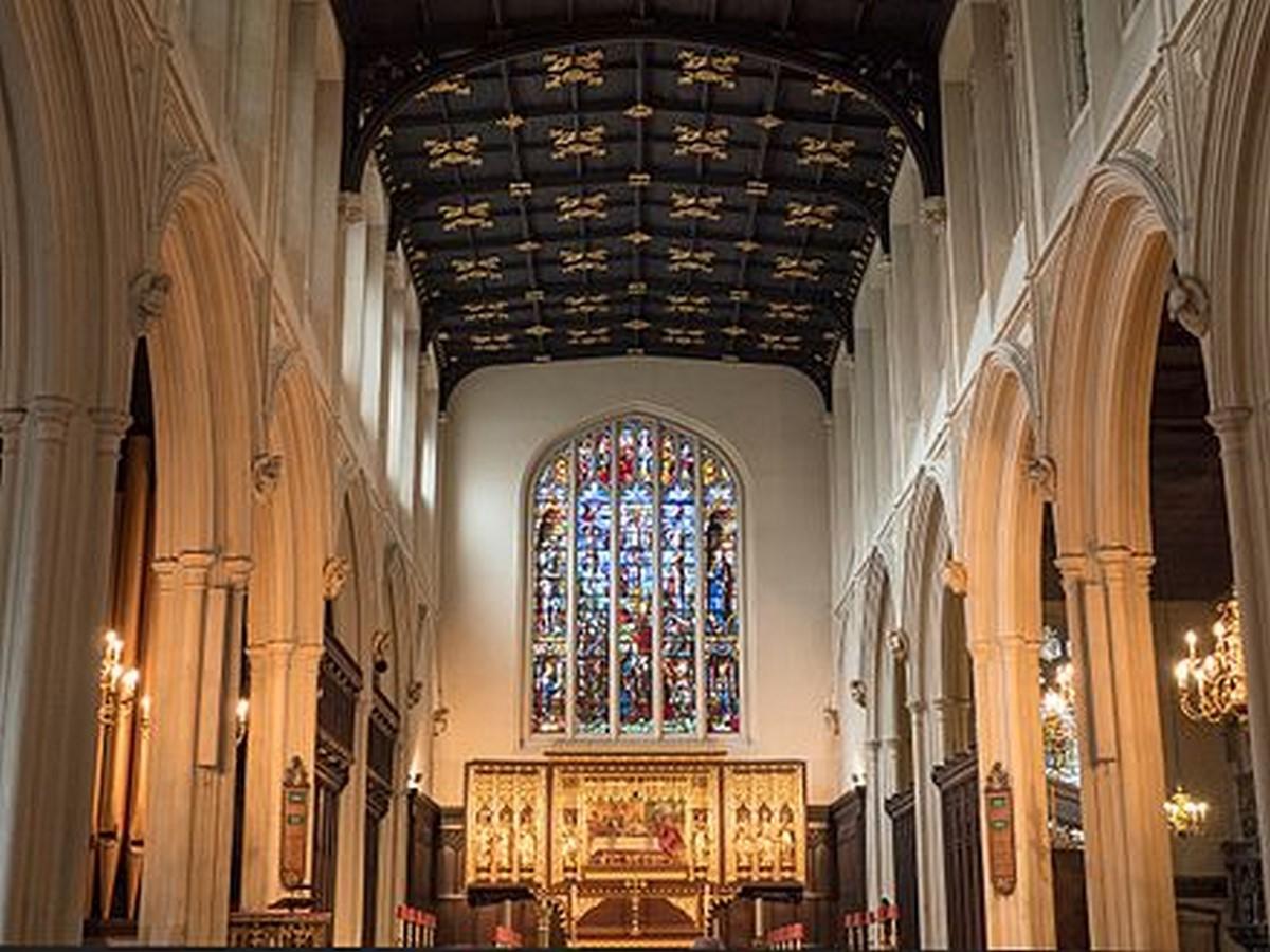 St Margaret's Church - Sheet2