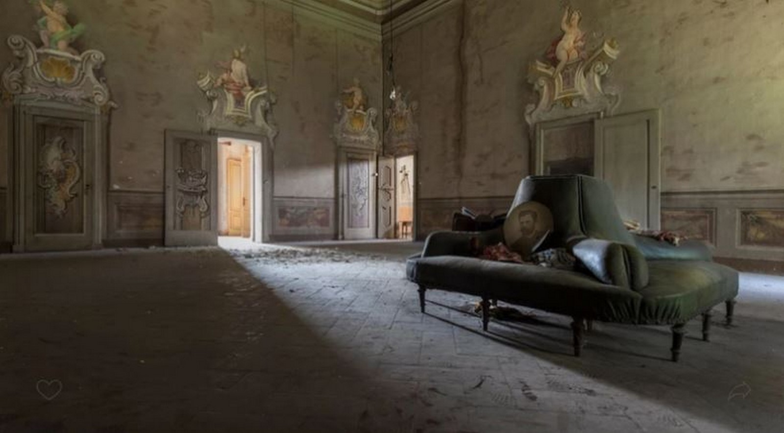 Abandoned places scattered through Italy, E. Costi - Sheet2