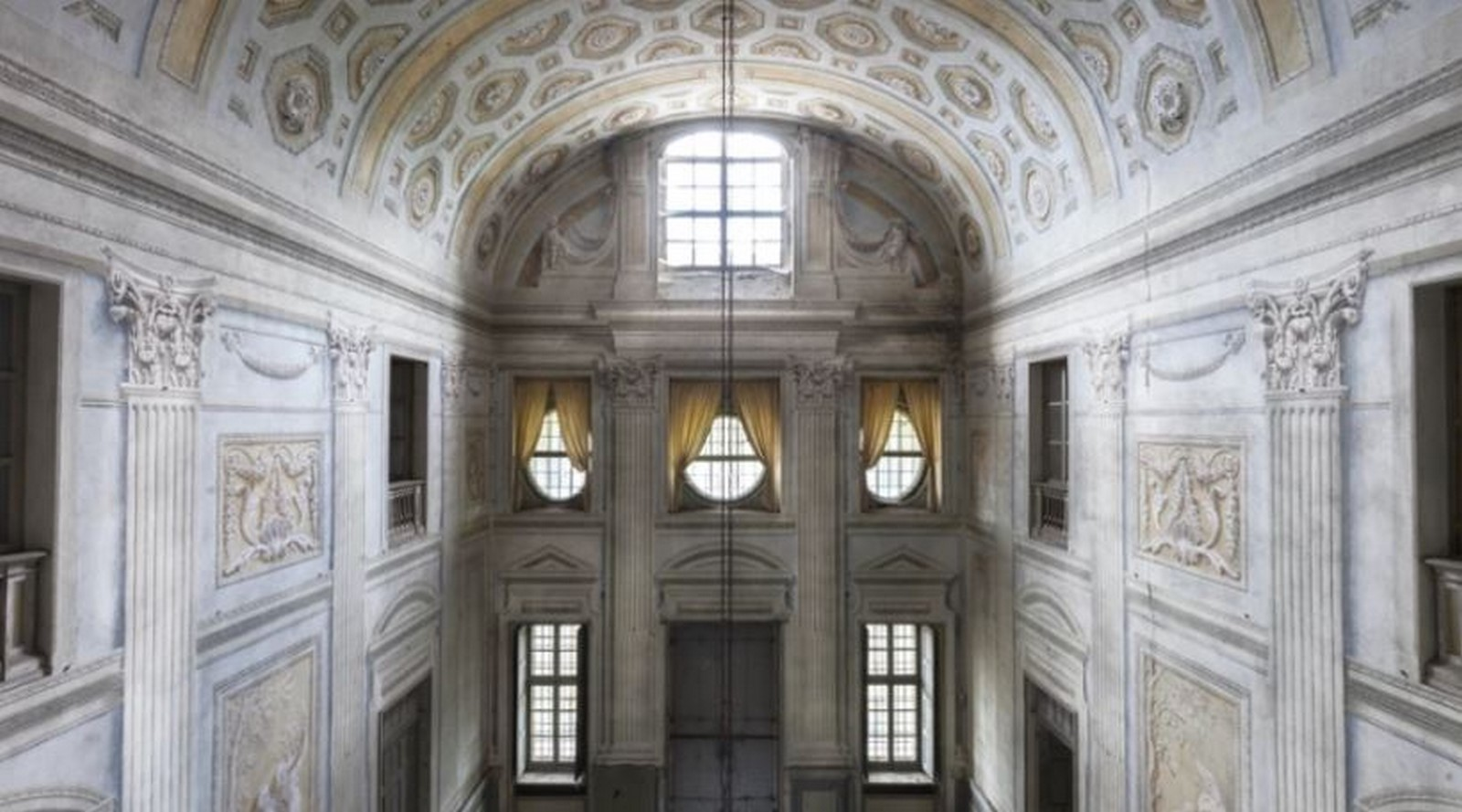 Abandoned places scattered through Italy, E. Costi - Sheet4