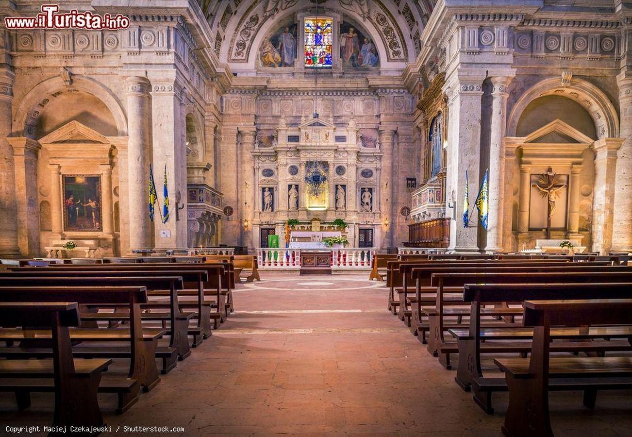 Church of San Biagio, Montepulciano, Siena - Sheet2