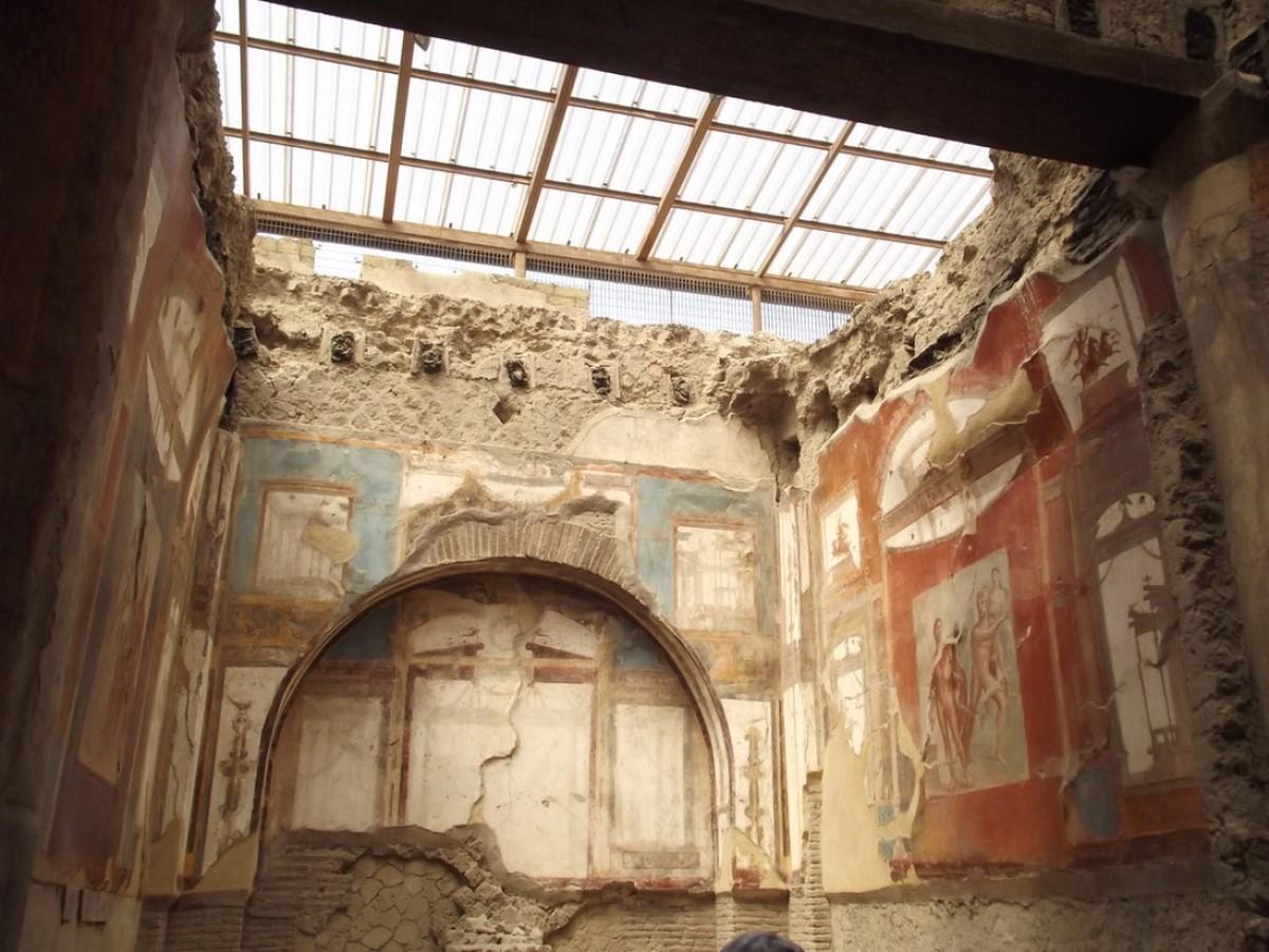 Herculaneum /Ercolano/, Campania, near Naples - Sheet3